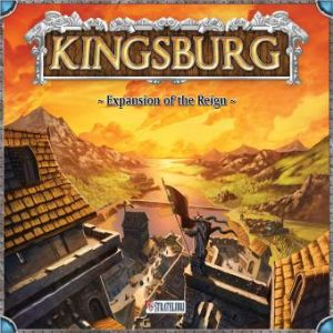 Kingsburg : To Forge a Realm